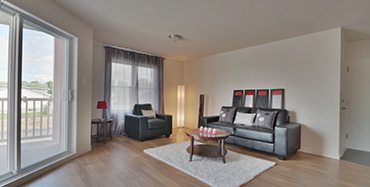 Demande de location en ligne - Appartements Chambly